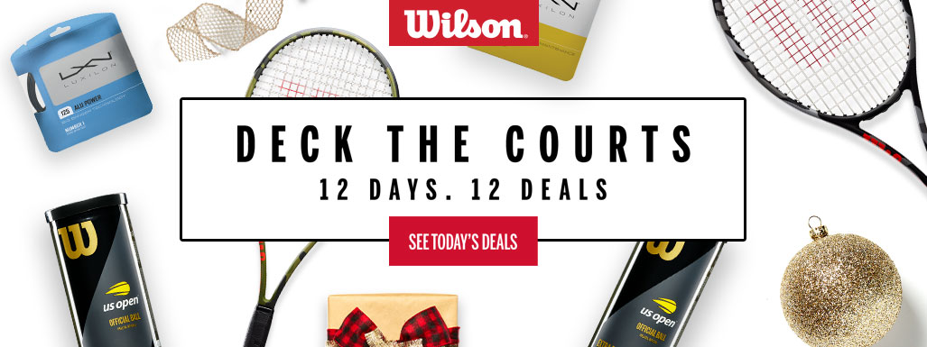 Wilson 12 Days of Deals