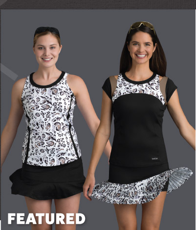 Bolle Women's Featured Tennis Apparel
