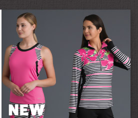 New Bolle Women's Tennis Apparel