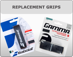 Tennis Grips - Replacement