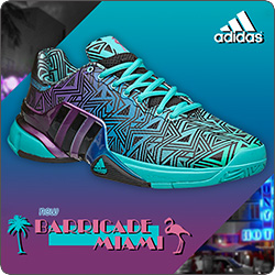 Shop New Spring 2015 adidas Tennis Apparel and Footwear