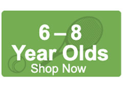 Ages 6 to 8 Tennis