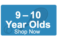 Ages 9 to 10 Tennis