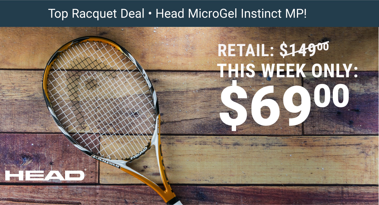 Anniversay Sale - Racquet Of The Day