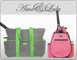 Ame and Lulu Bags