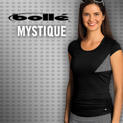 Shop Bolle women's tennis apparel for Fall 2015