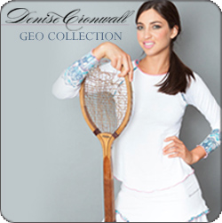 Shop Denise Cronwall Women's Tennis Apparel
