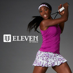 Shop Eleven by Venus Williams women's tennis apparel for Spring 2015