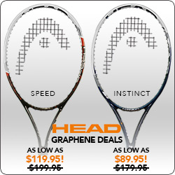Sale Head Graphene Tennis Racquets