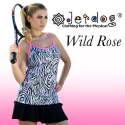 Shop Jerdog Women's tennis apparel for Fall 2015