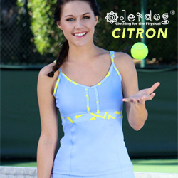 New Women's Jerdog Tennis Apparel