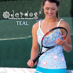 Jerdog Womens Tennis Apparel
