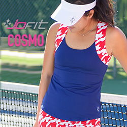 Jofit Womens Tennis Apparel