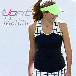 Shop Jofit Women's tennis apparel for Fall 2015