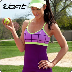 Shop Jofit Women's Tennis Apparel