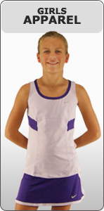 Girls Tennis Apparel