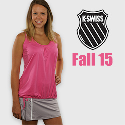 K-Swiss Women's Tennis Apparel