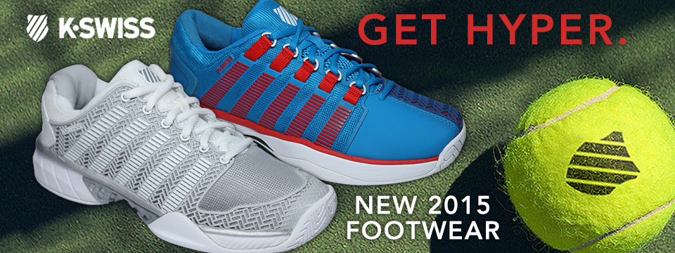 New K-Swiss Tennis Shoes