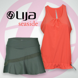 Lija Seaside Women's Tennis Apparel