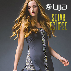 Lija Solar Eclipse Women's Tennis Apparel