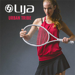 Lija Urban Tribe tennis apparel