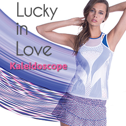Shop Womens Lucky in Love tennis apparel