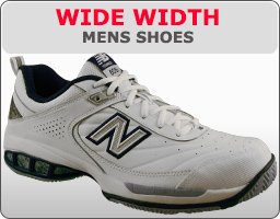 Mens Wide Widths
