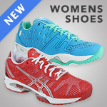 Find a great selection of new women's tennis shoes for Spring 2015