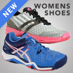 Find a great selection of new women's tennis shoes for Fall 2015