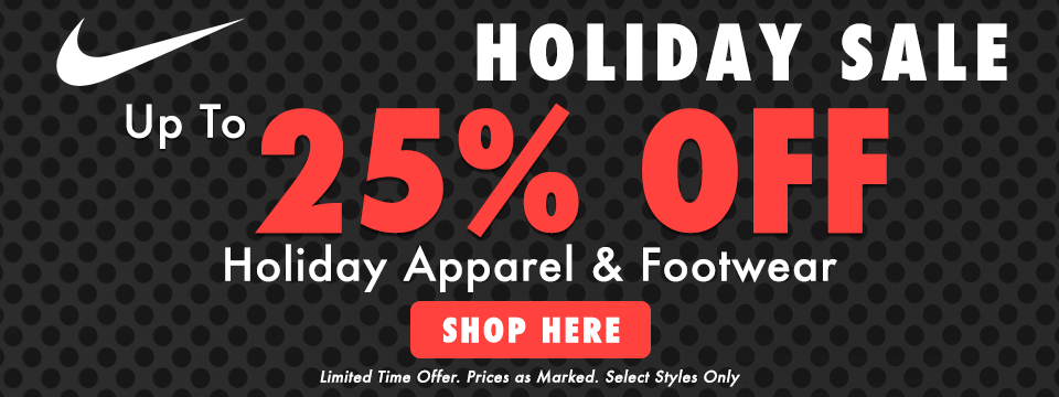 Nike Holiday Sale