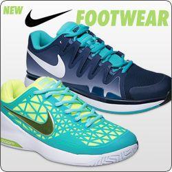 New Nike Footwear