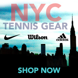 NYC Tennis Gear