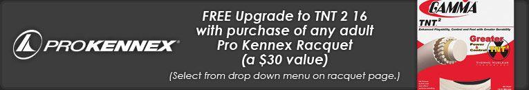 Pro Kennex Tennis Racquets