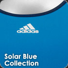adidas Womens Spring 2014 Solar Blue Collection