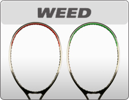 Weed Tennis Racquets