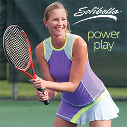 Sofibella Power Play Women's Tennis Apparel