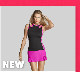 Tail Women's Tennis Apparel New