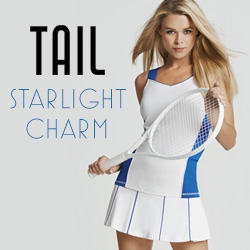 Shop Tail women's tennis apparel for Spring 2015