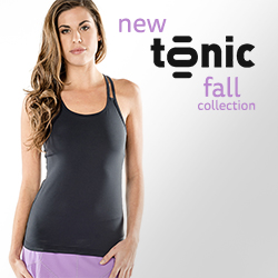 Tonic Women's Tennis Apparel