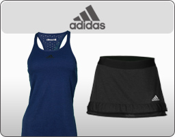 adidas Women's Tennis Apparel