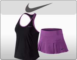 Nike Womens Tennis Apparel