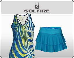 Solfire Women's Tennis Apparel