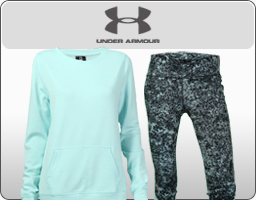 Under Armour Womens Apparel