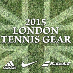 2015 Wimbledon Tennis Equipment