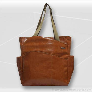 Jet Pac Texas Courture Tennis Tote