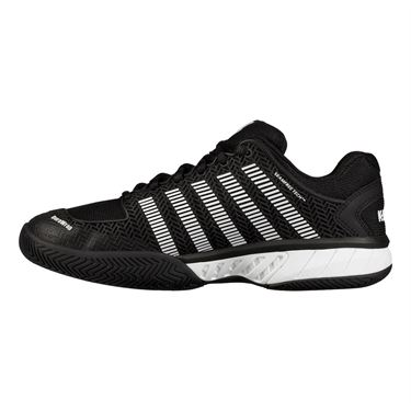 K Swiss Hypercourt Express Mens Tennis Shoe - Black/White