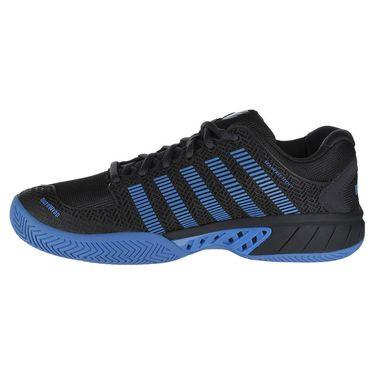 K Swiss Hypercourt Express Mens Tennis Shoe - Magnet/Malibu Blue