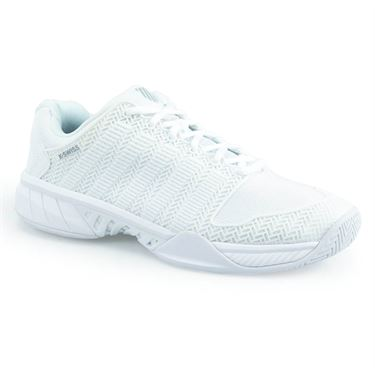K Swiss Hypercourt Express Mens Tennis Shoe - White/Highrise