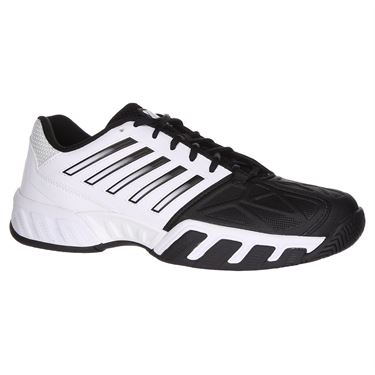 K Swiss Bigshot Light 3 Mens Tennis Shoe - White/Black