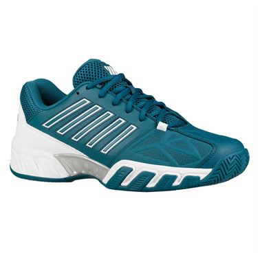 K Swiss Bigshot Light 3 Mens Tennis Shoe - Corsair/White